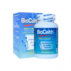 BioCalth Calcium L-Threonate 90 Strawberry Chewables