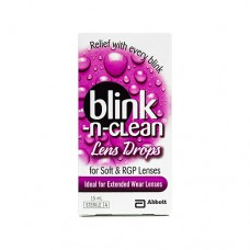 Abbott Blink-N-Clean Lens Drops