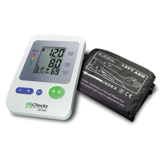 FitChecks Arm-Type Fully Automatic Blood Pressure Monitor BP-1304