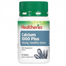 Healtheries Calcium 1000 Plus tablets
