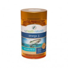 NZ Health Naturally Omega 3 1000 mg