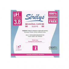 Serelys Vaginal Care 5ML x 7S