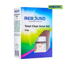 Rebound Total Clear Acne Gel 30g